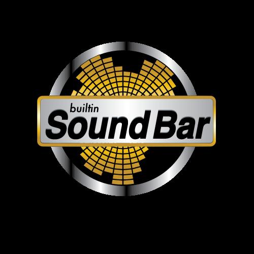 Product Feature Built in Soundbar